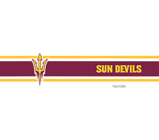 Arizona State Sun Devils Stripes image number 1