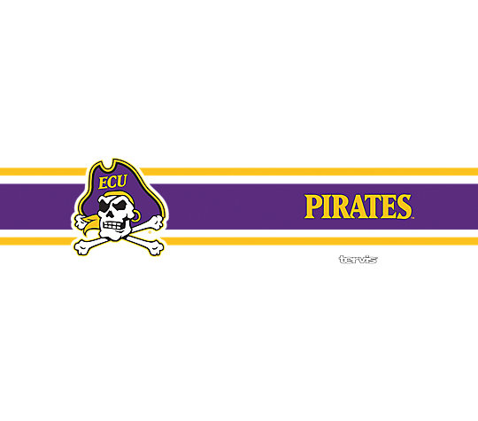 East Carolina Pirates Stripes image number 1
