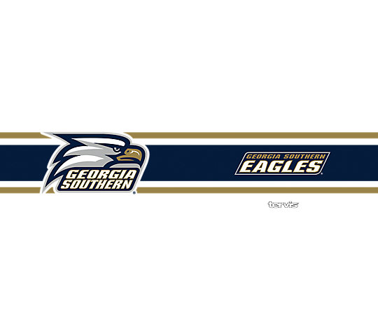 Georgia Southern Eagles Stripes image number 1