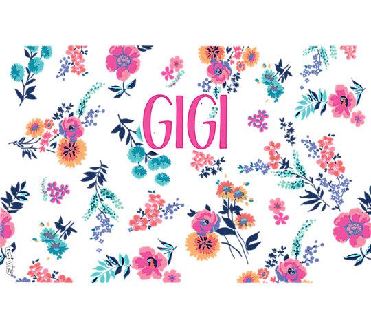 Gigi Dainty Floral image number 1