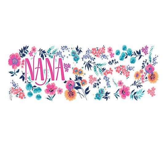 Nana Dainty Floral image number 1