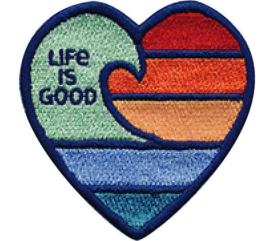 Life is Good® - Rainbow Heart image number 1