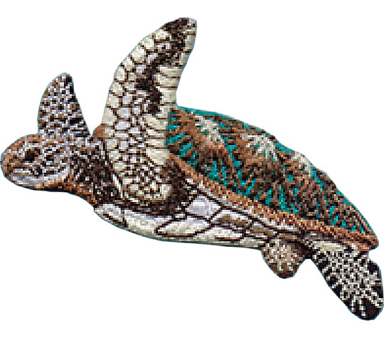 Guy Harvey® - Green Turtle image number 1