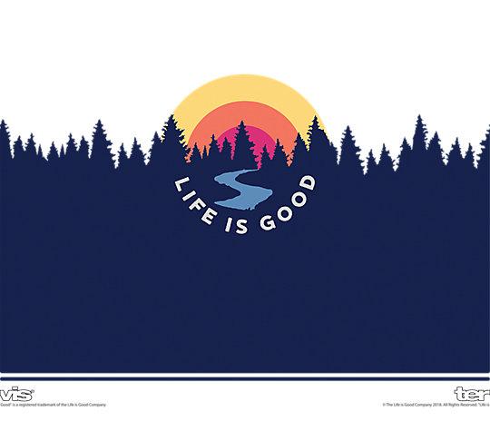 Life is Good® - Outdoor Scene image number 1