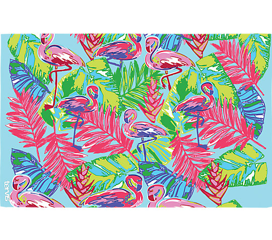 Bright Flamingo Pattern image number 1