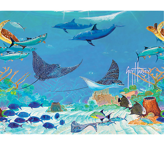 Guy Harvey® - Ocean Scene image number 1
