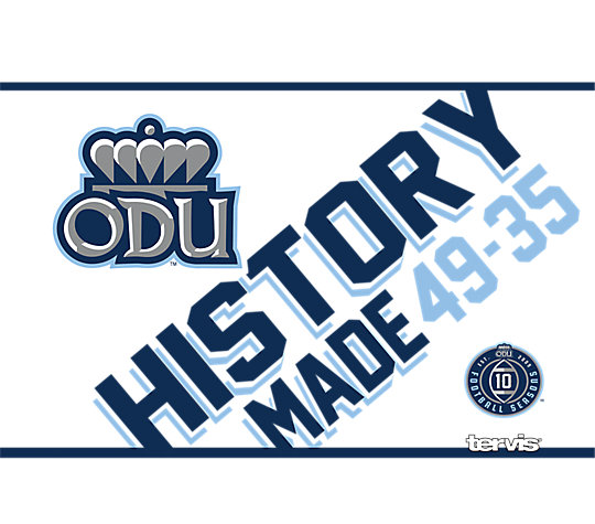 Old Dominion Monarchs History Made image number 1