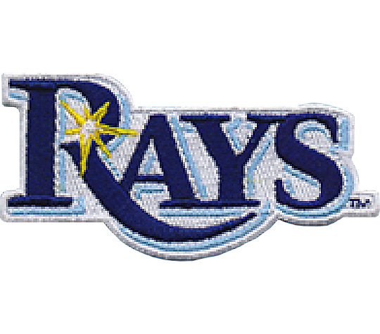 MLB® Tampa Bay Rays™ Primary Logo image number 1