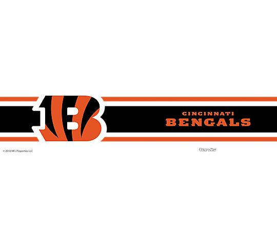NFL® Cincinnati Bengals Stripes image number 1