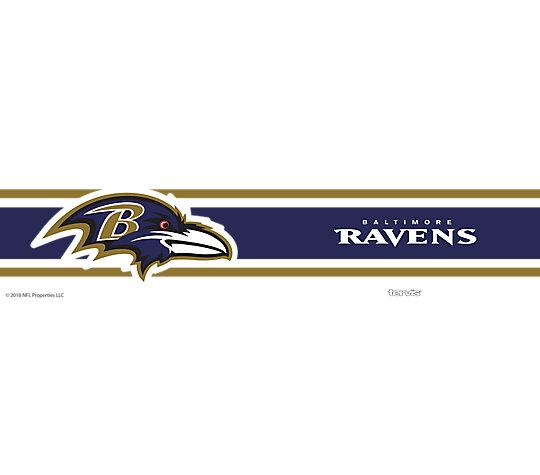 NFL® Baltimore Ravens Stripes image number 1