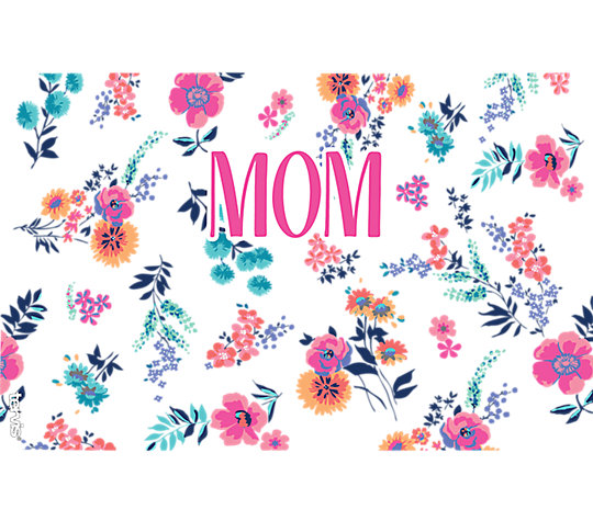 Mom Dainty Floral image number 1