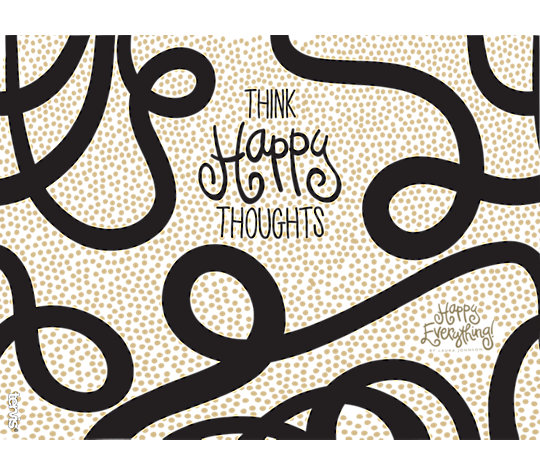 Happy Everything!™ - Think Happy Thoughts image number 1