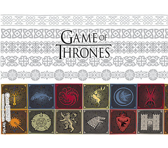 Game of Thrones™ - House Sigils image number 1