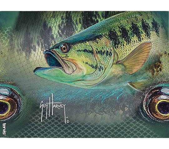 Guy Harvey® - Bass Camo Pattern image number 1