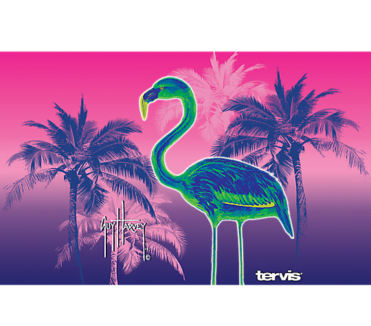 Guy Harvey® - Neon Flamingo image number 1