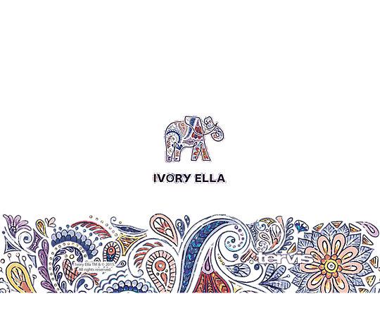 Ivory Ella - Zen Doodle