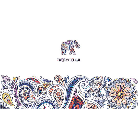 Ivory Ella - Zen Doodle image number 1