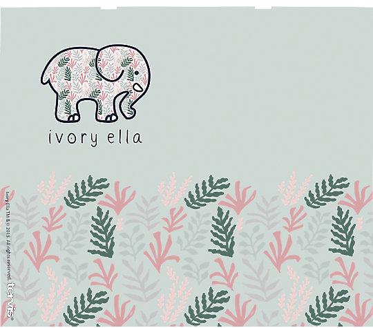 Ivory Ella - Multi Leaves image number 1
