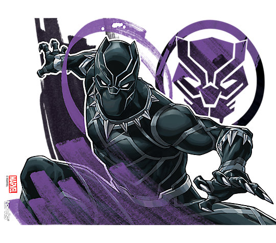 Marvel® - Black Panther Iconic image number 1