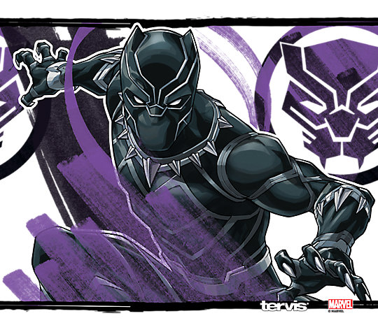 Marvel - Black Panther Iconic image number 1
