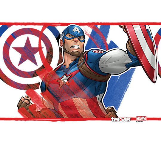 Marvel® - Captain America Iconic image number 1