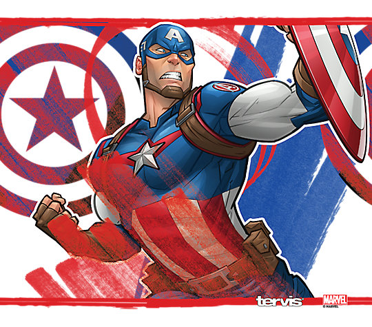 Marvel - Captain America Iconic image number 1