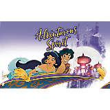 Disney - Aladdin Magic Carpet Ride