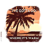 Margaritaville - Go Where Warm