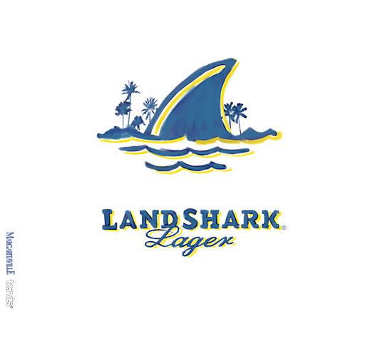 Margaritaville - Landshark Logo image number 1