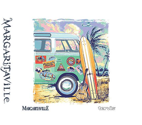 Margaritaville - Surfboard image number 1