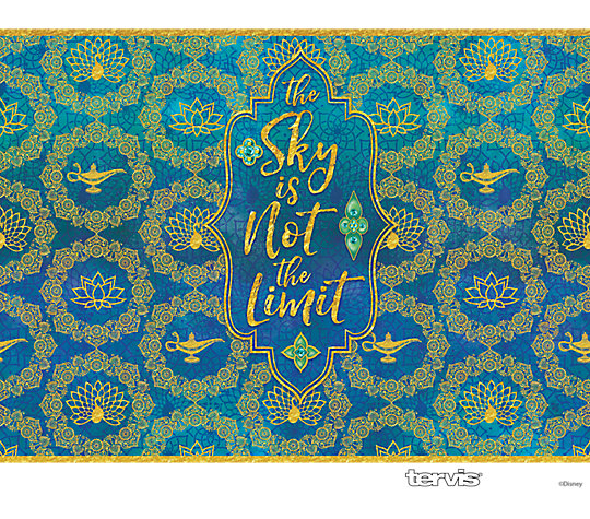 Disney - Aladdin Pattern image number 1