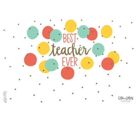 Coton Colors™ - Best Teacher image number 1