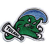 Tulane Green Wave Primary Logo