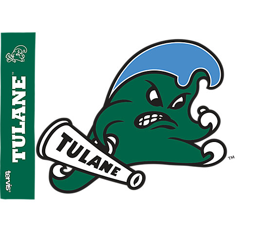 Tulane Green Wave Colossal image number 1