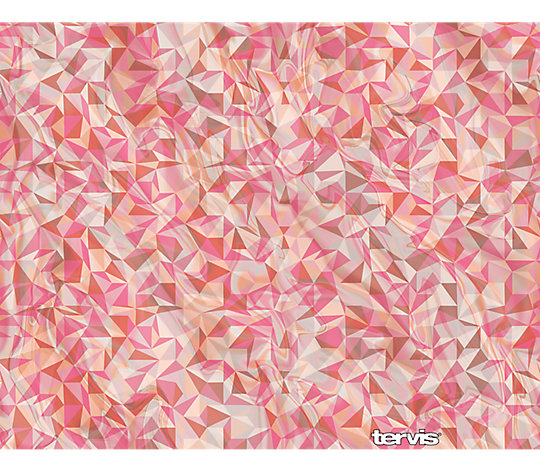 Pink Geometric Shapes image number 1