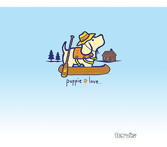 Puppie Love - Canoe image number 1