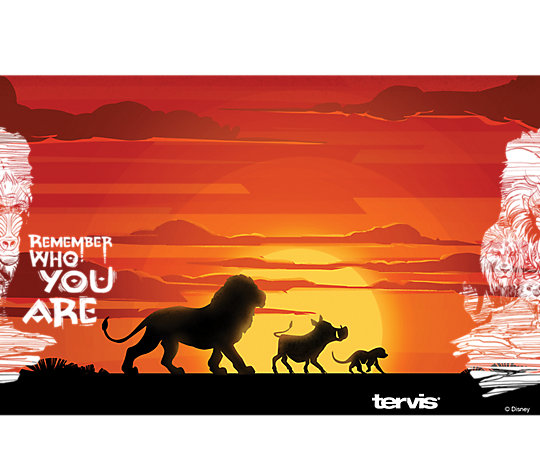 Disney - Lion King Silhouette image number 1