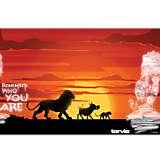 Disney - Lion King Silhouette