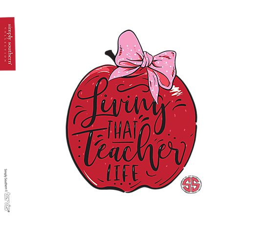 Simply Southern® - Apple Teacher image number 1