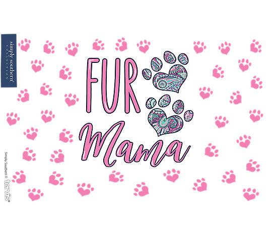 Simply Southern® - Fur Mama Bear image number 1
