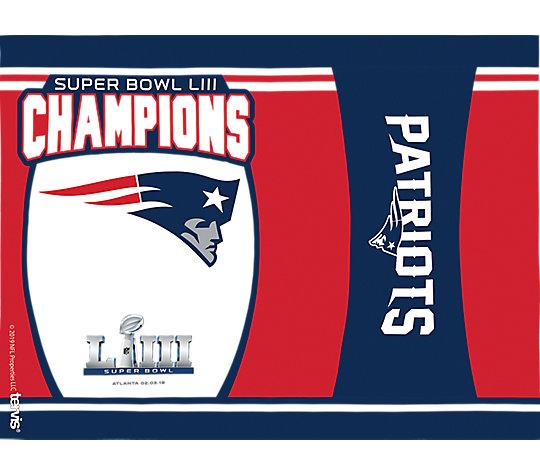 NFL® New England Patriots Super Bowl 53 Champions image number 1