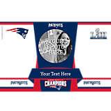 NFL® New England Patriots Super Bowl 53 Champions