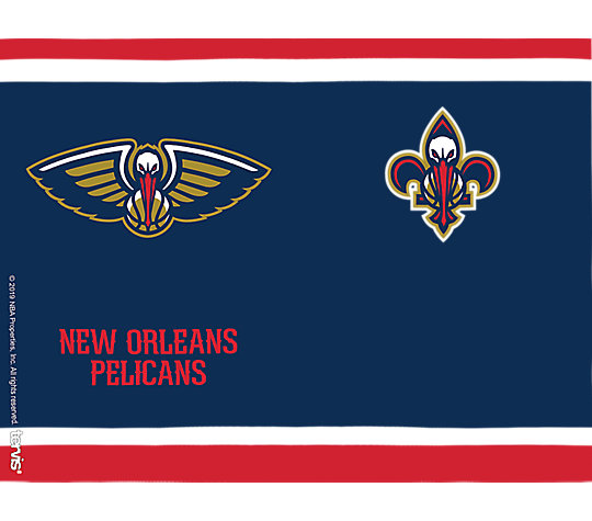 NBA® New Orleans Pelicans Swish image number 1