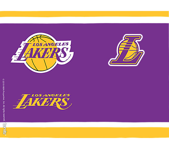 NBA® Los Angeles Lakers Swish image number 1