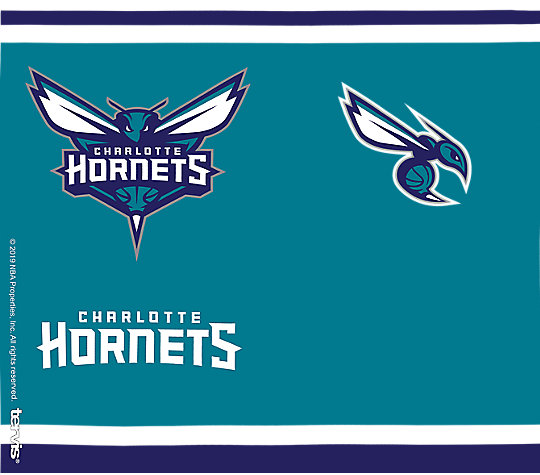 NBA® Charlotte Hornets Swish image number 1