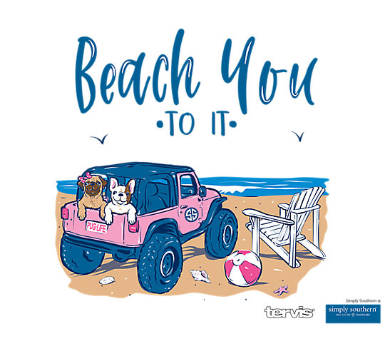 Simply Southern® - Beach You to It image number 1