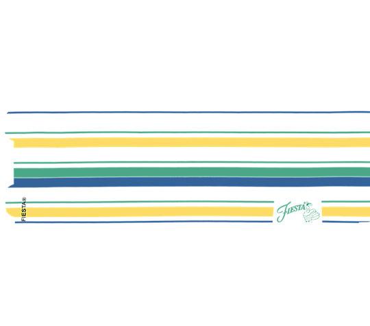Fiesta® - Meadow Stripes image number 1