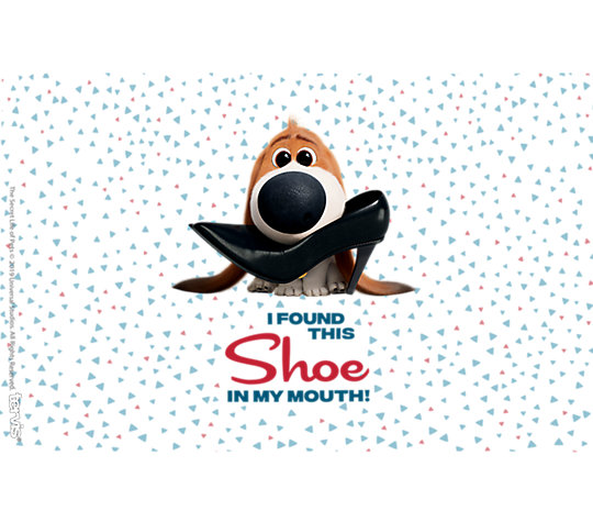 The Secret Life of Pets - Found This Shoe image number 1