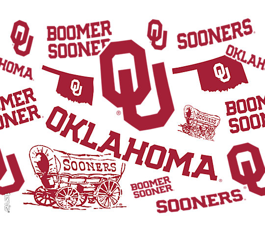 Oklahoma Sooners All Over image number 1