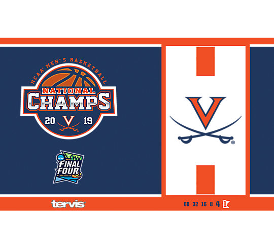 Virginia Cavaliers 2019 NCAA Basketball Champions image number 1